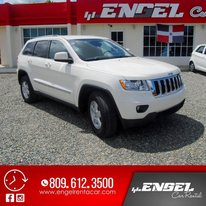 Jeep Grand Cherokee 2012 Price: USD 100.00 / Day Consumption: High